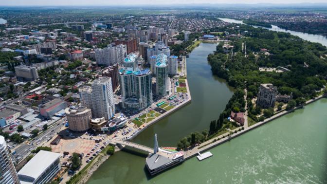 Изображние города Краснодар