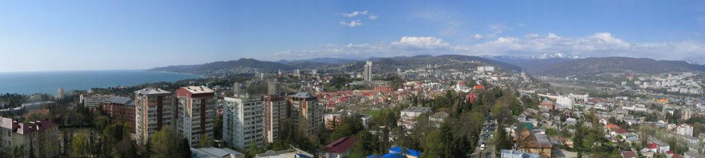 Изображние города Сочи