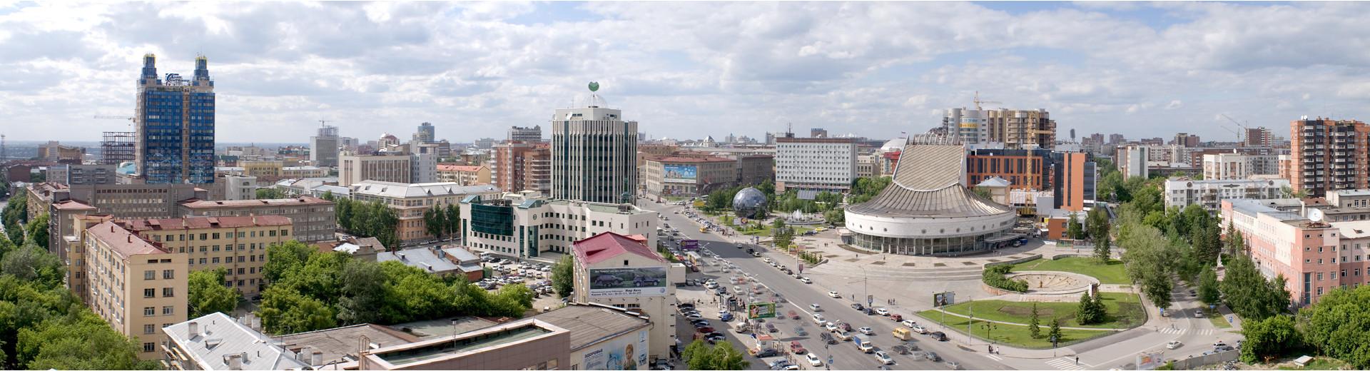 Изображние города Новосибирск