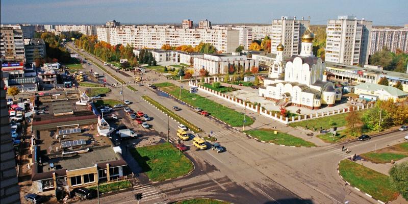 Изображние города Обнинск