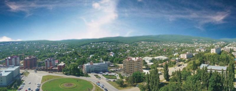 Изображние города Горячий Ключ