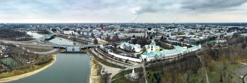 Изображние города Ярославль