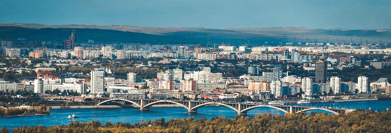 Изображние города Красноярск