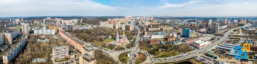 Изображние города Одинцово