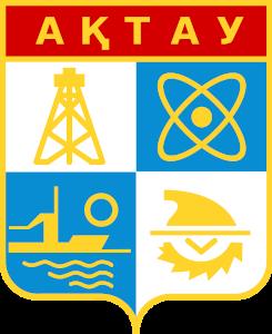 Герб города Актау
