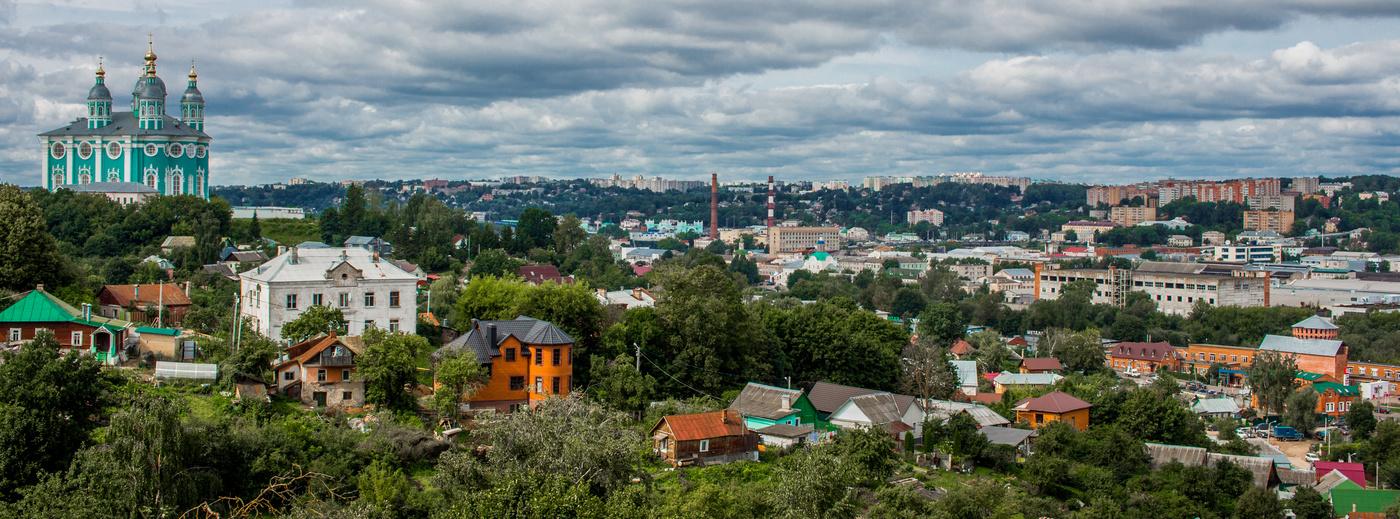 Изображние города Смоленск